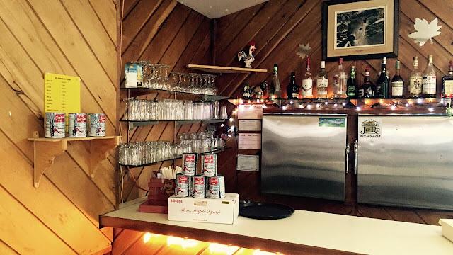 Bar de la cabane JaRo