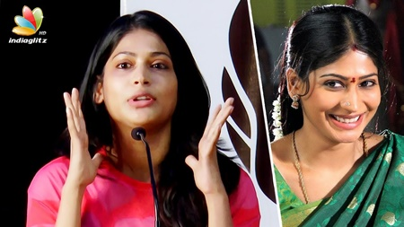 I was encouraged as an actor, but discouraged as a producer : Vijayalakshmi Speech
