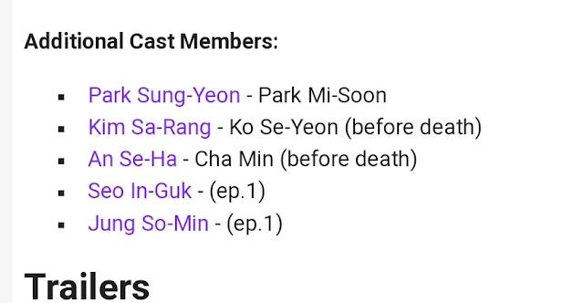 Cara Melihat Nama Aktor Drama Korea Terlengkap dan Pemain Pendukung