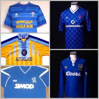 sponsor jersey Chelsea