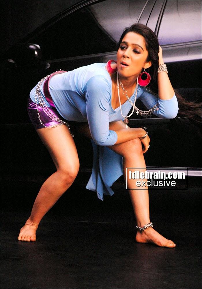 Charmi Kaur Hot Sadi Ass