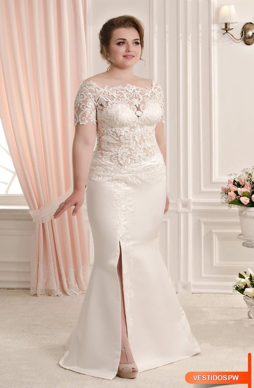 Vestidos de novia bodas de plata 2019