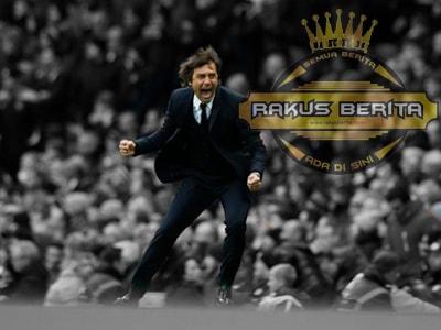 Antonio Conte Kembali Tersenyum Chelsea Kalahkan Tim Besar Lagi