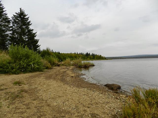 Побережье озера Зюраткуль