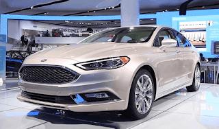 2019 Ford Fusion Platinum Prix, spécifications et date de sortie Rumeur