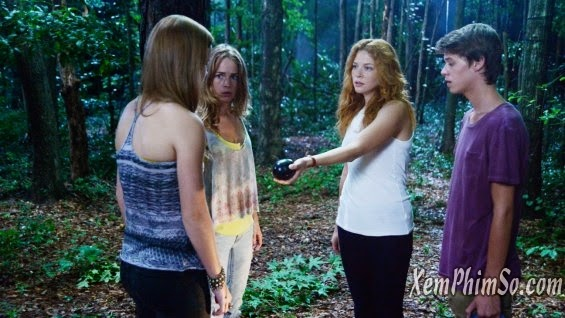 Dưới Mái Vòm 2 heyphim under the dome rachelle lefevre