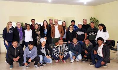 Diretor de cultura participa dos desdobramentos das atividades com os grupos guaranis do Vale do Ribeira