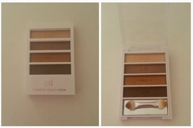 beautiful browns elf palette