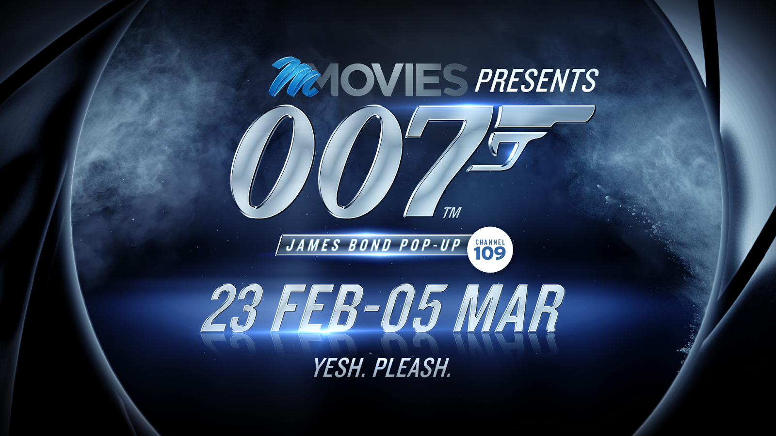 Tv With Thinus James Bond Pop Up Channel From M Net Movies