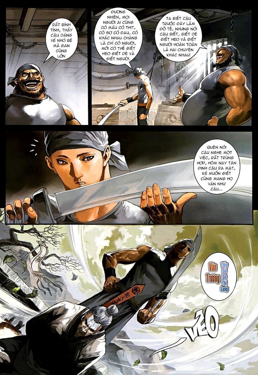 Ôn Thuỵ An Quần Hiệp Truyện Phần 2 chapter 5 trang 14