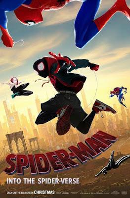 Spider-Man Into The Spider-Verse 2018 DVD R1 NTSC Latino