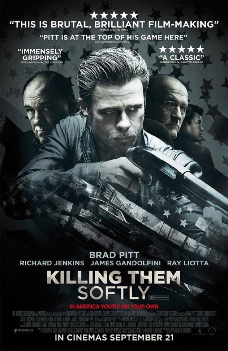 Killing Them Softly Review Great Gangster Crime Comedy
