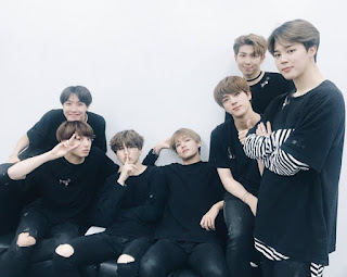 Terjemahan Lagu DIMPLE - BTS