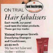Viviscal Shampoo and Conditioner get top marks from Good Housekeeping