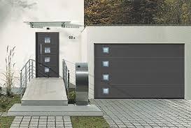 image of aluminium front door