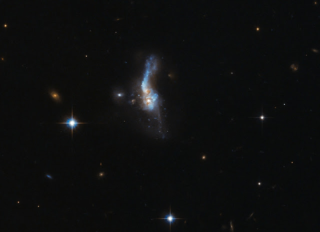 Colliding Galaxies IRAS 14348-1447