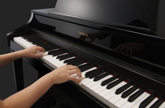 dan piano dien la gi