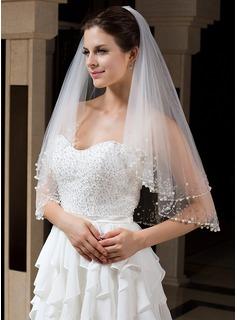 a escolha do véu da noiva