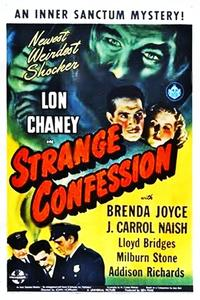 Watch Strange Confession Online Free in HD