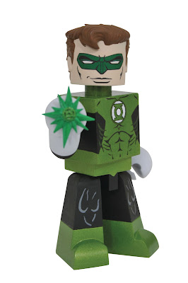 Green Lantern DC Comics Vinimate Vinyl Figure by Diamond Select Toys