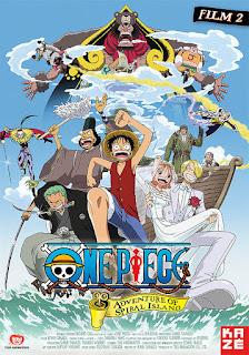 One Piece Movie 2: Clockwork Island Adventure forteknik.com