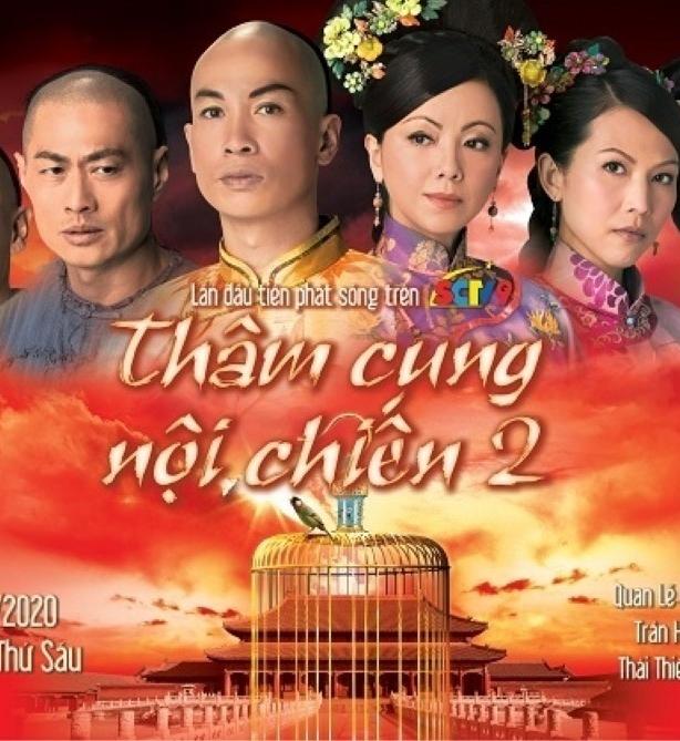 Thâm Cung Nội Chiến 2 - Kênh SCTV9 TVB