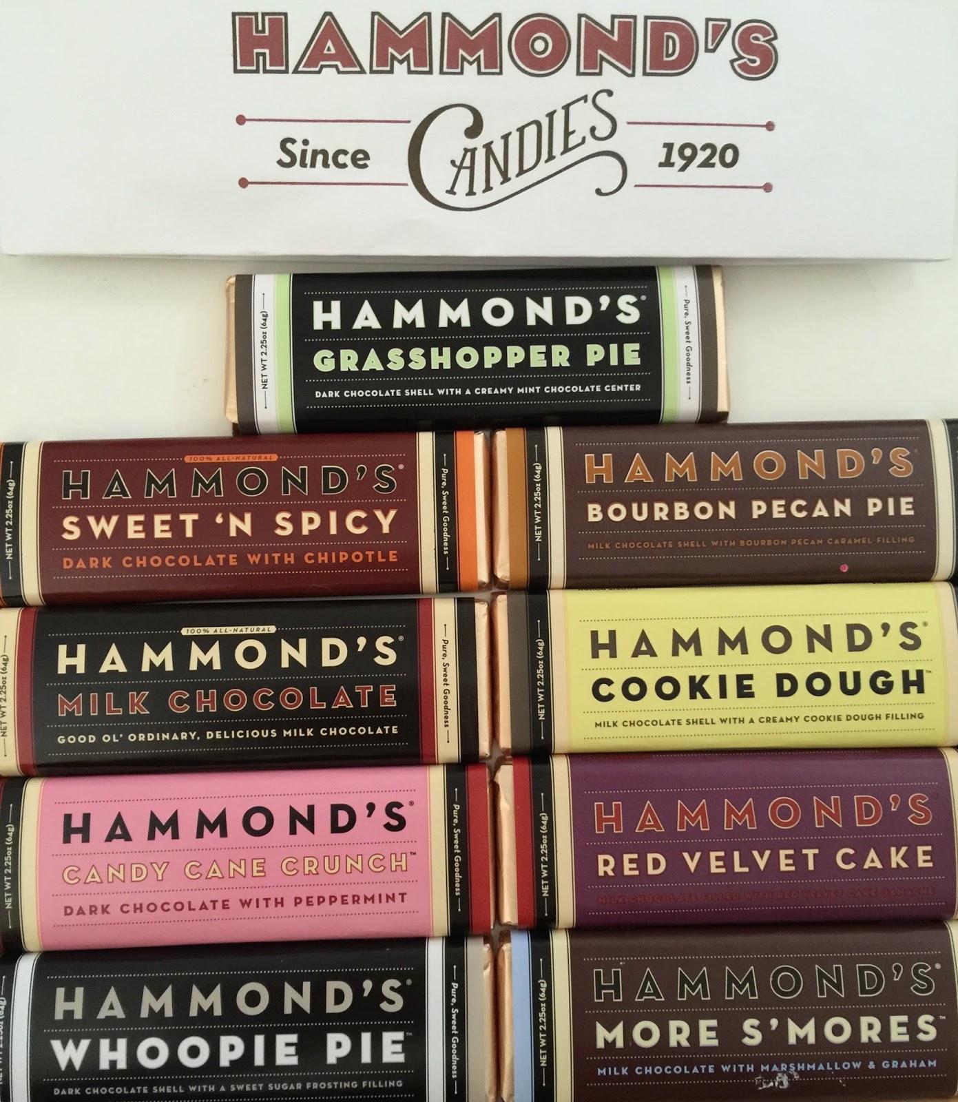 MenuManiacs: Hammond's Candy Factory