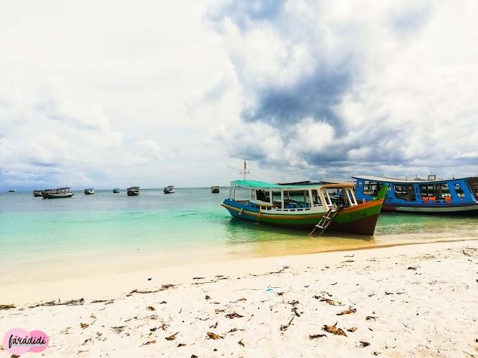 MTN Getaways Tawarkan Pakej Percutian Murah dan Berbaloi Ke Pulau Belitung