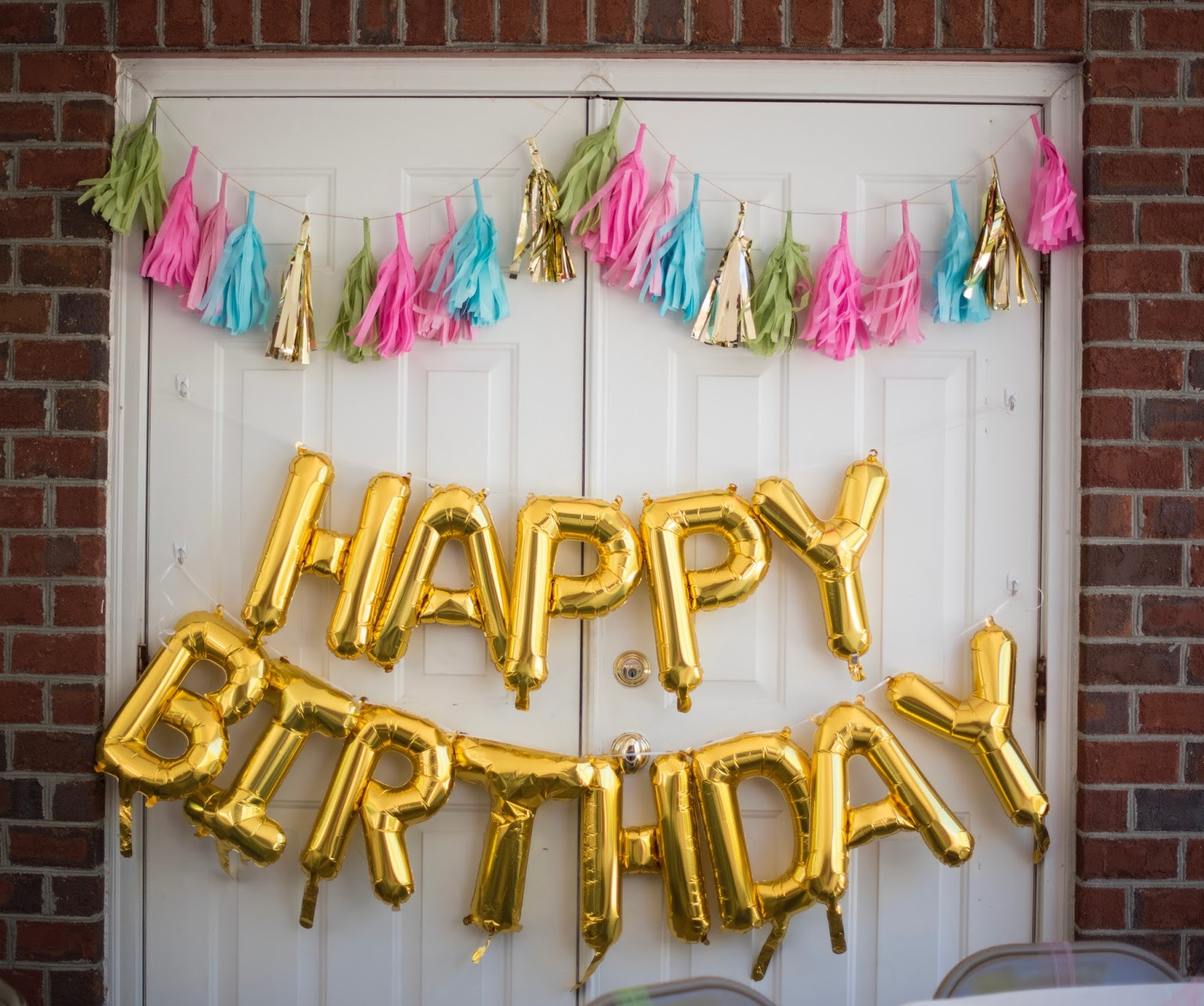 Kids Birthday Party Idea - Click through to see more on Something Delightful Blog