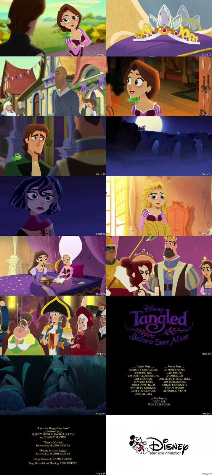 Tangled Before Ever After 2017 Hindi Dual Audio 480p Web-DL Download