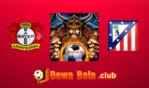 Prediksi Bayer Leverkusen VS Atletico Madrid 22 Febuari 2017