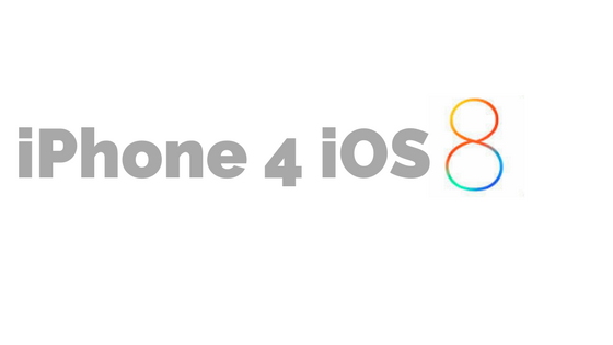 iPhone 4 iOS 8 should upgradable or not