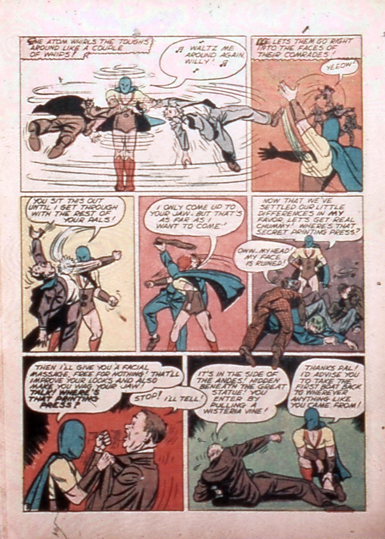 Read online All-Star Comics comic -  Issue #9 - 22