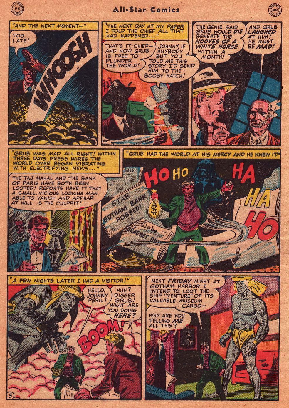 Read online All-Star Comics comic -  Issue #45 - 46
