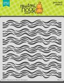 http://www.newtonsnookdesigns.com/waves-stencil/