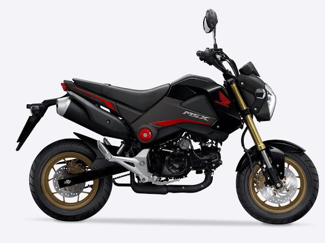 Honda MSX125 2013