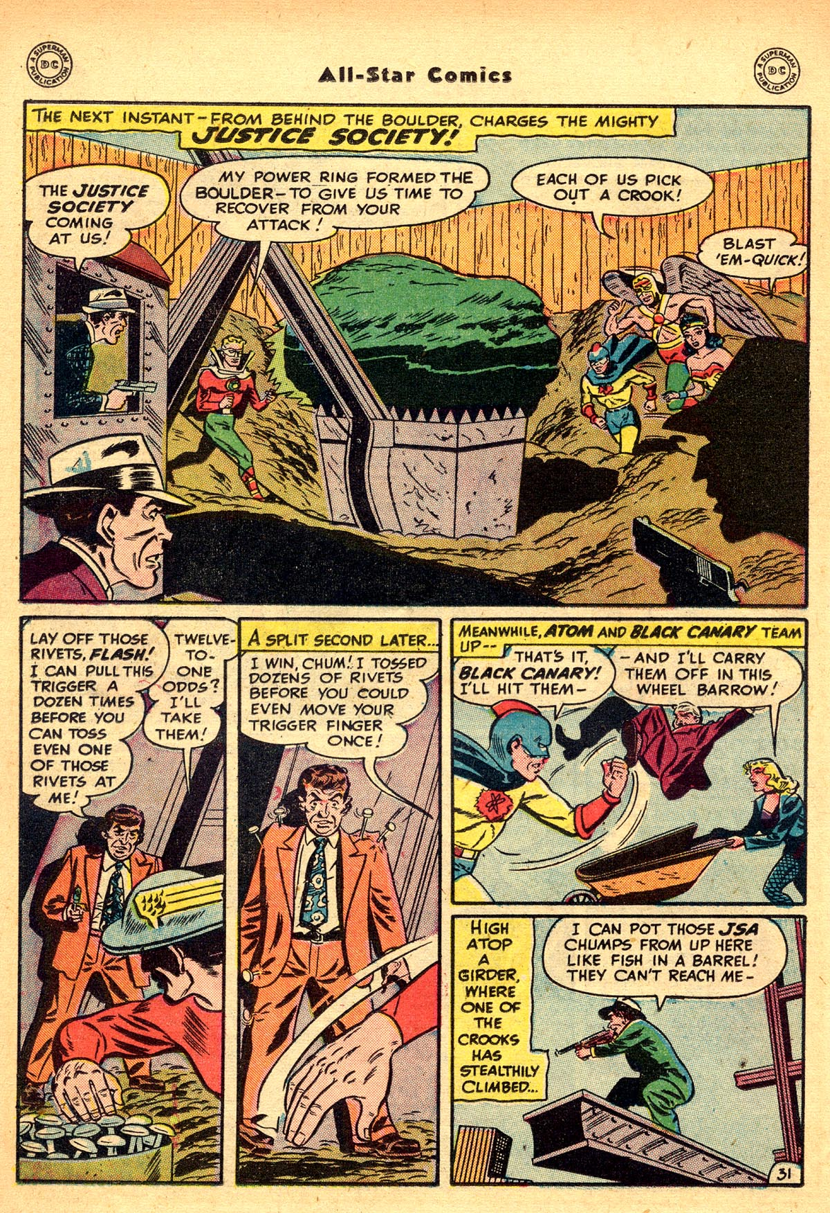 Read online All-Star Comics comic -  Issue #48 - 36