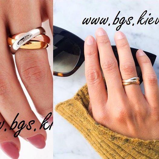 Как сделать кольца дружбы 147
