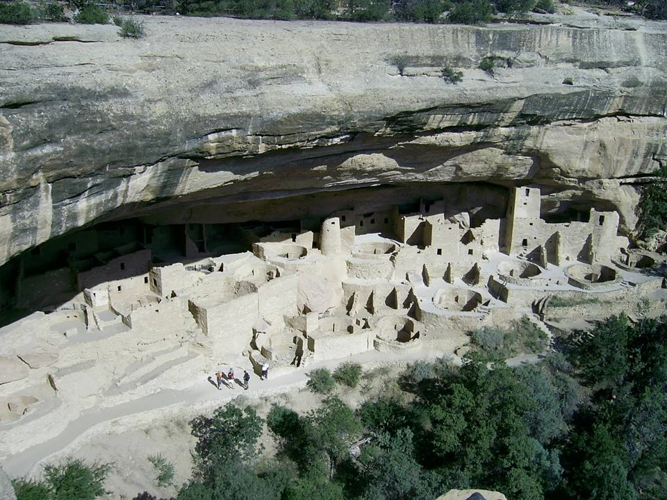 Cliff Palace - Mesa Verde