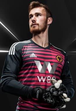 ウルヴァーハンプトン・ワンダラーズFC 2018-19 ユニフォーム-ゴールキーパー