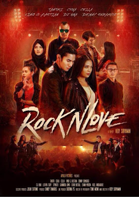 Poster Film Rock N Love