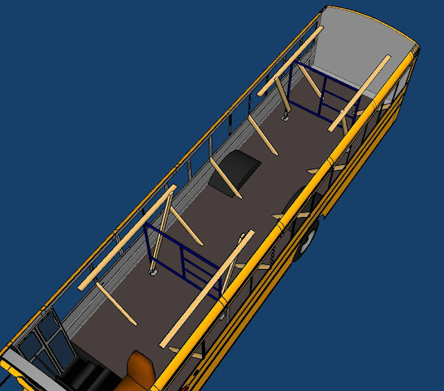 plate forme autobus