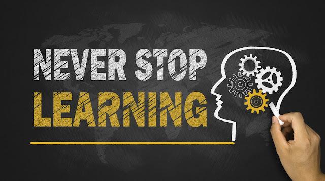Cara Belajar yang Asik