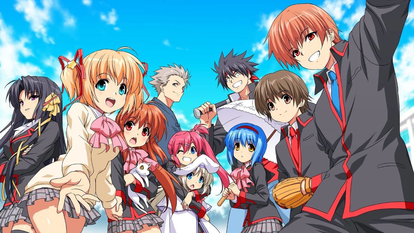 Little Busters! Bahasa Indonesia