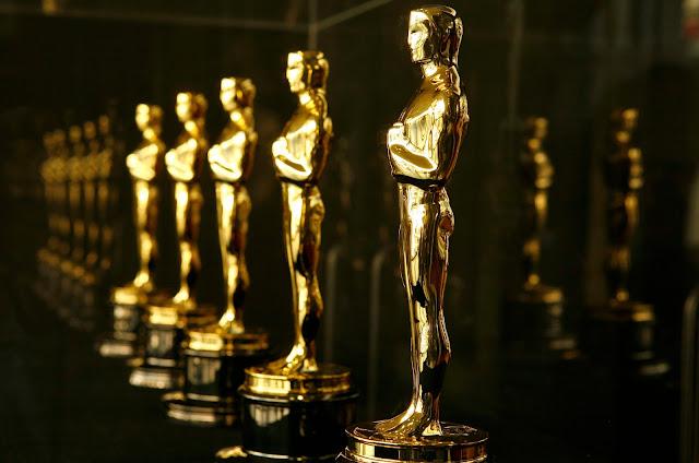 Statuetka Oscara . Oscary 2017