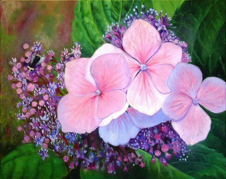 Cuadros De Flores Faciles Para Pintar