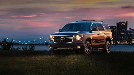 The Tahoe and Suburban Will Join the Chevrolet Special Edition Crew