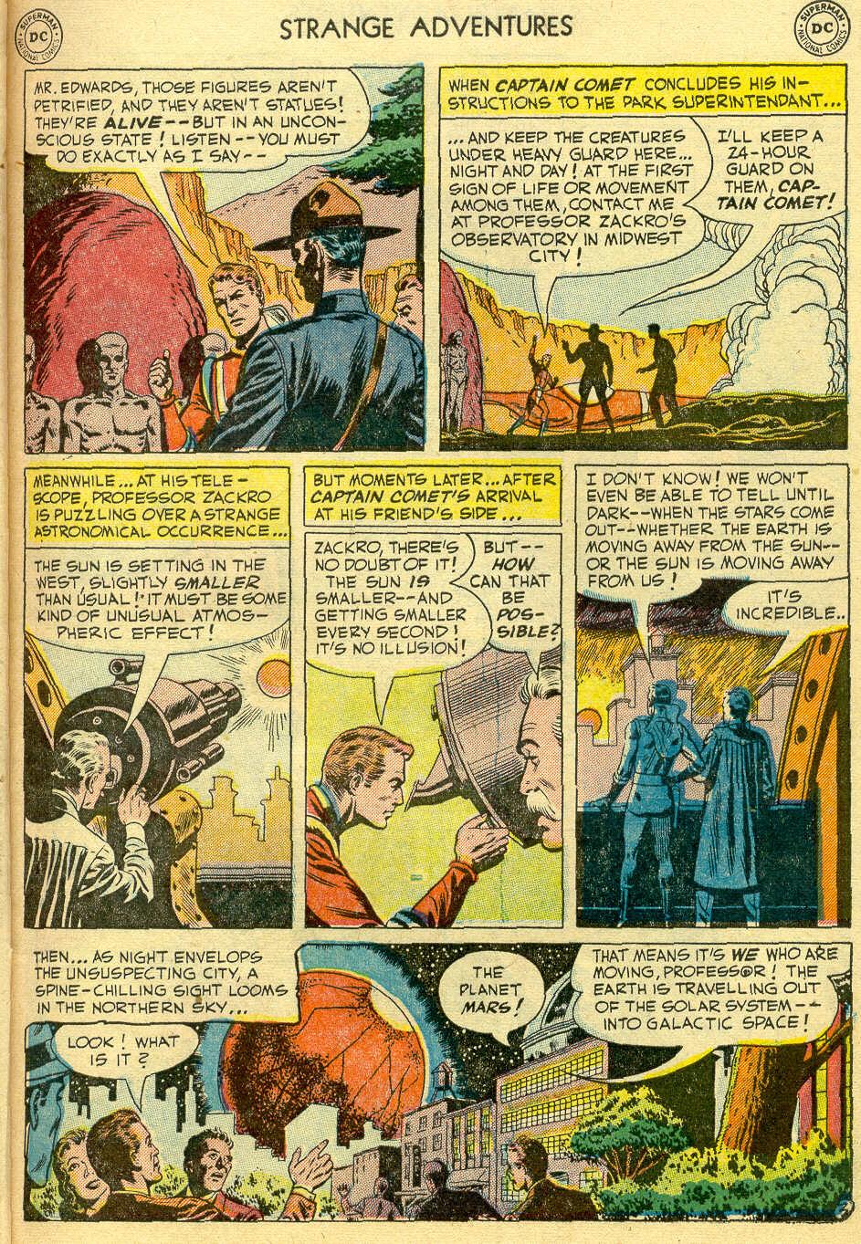 Strange Adventures (1950) issue 13 - Page 5