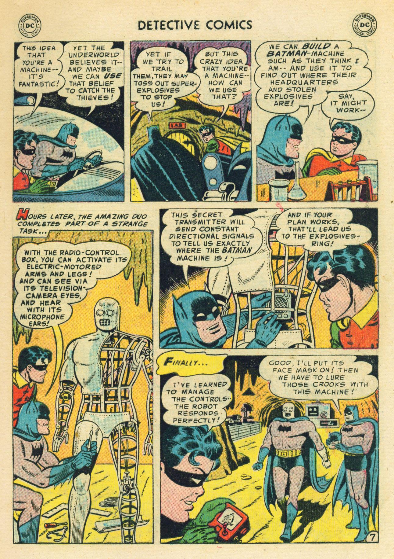 Detective Comics (1937) 224 Page 8
