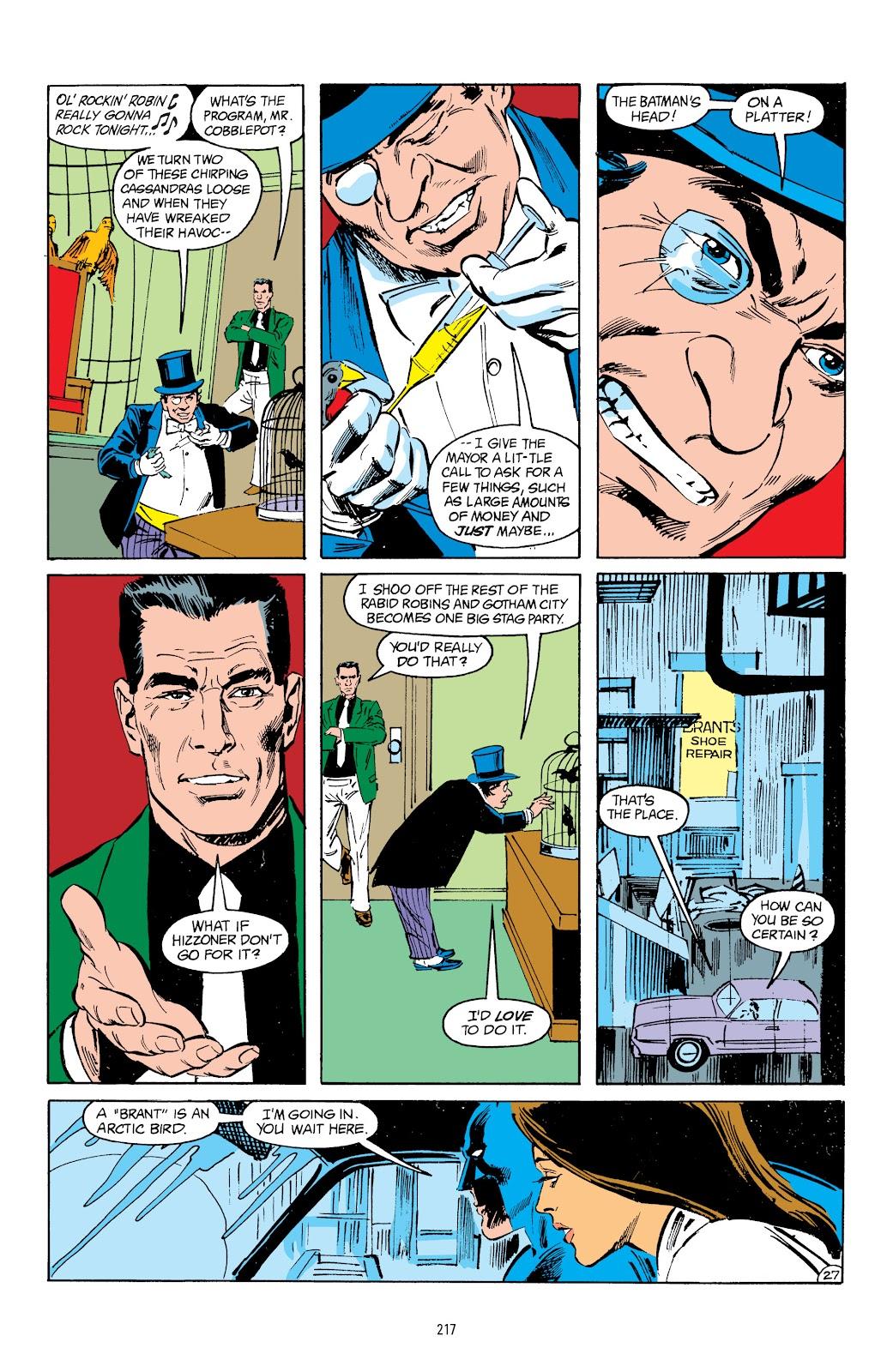 Read online Detective Comics (1937) comic -  Issue # _TPB Batman - The Dark Knight Detective 2 (Part 3) - 19